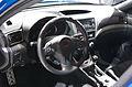 Geneva MotorShow 2013 - Subaru WRX STI steering wheel.jpg
