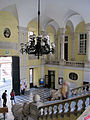 Genova, palazzo dell'università, cortile 08.JPG