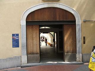 Biblioteca Civica Berio