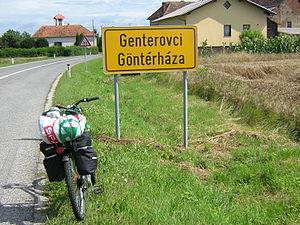 Genterovci - Image: Genterovci