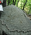 Geology of South Korea - Exfoliation of Rock (인절미 바위) (3578203272).jpg