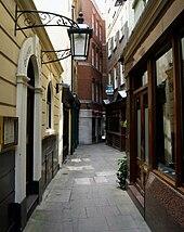 George Vulture Restaurant London