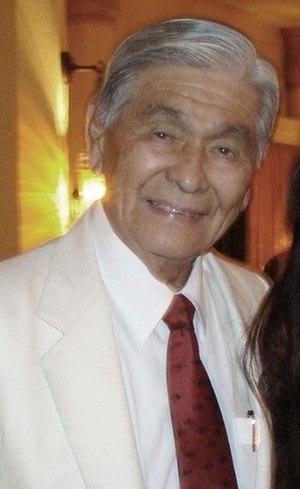 George Ariyoshi - Image: George Ariyoshi Portrait (cropped)