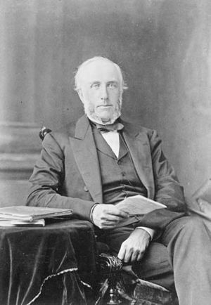 George Brown (1818 - 1880), father of Confeder...