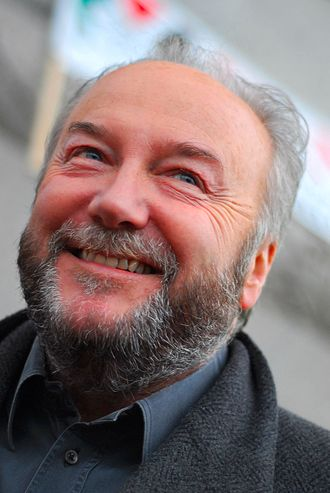 George Galloway - Galloway at a Stop the War event in February 2007