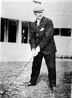 Golf at the 1904 Summer Olympics – Men's individual - Image: George Lyon 1904