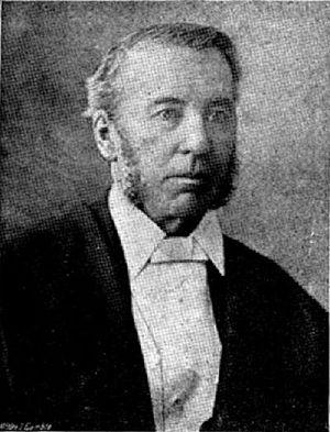 Maurice O'Rorke - George Maurice O'Rorke