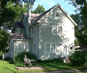 McCook, Nebraska - The George Norris House in McCook is listed in the National Register of Historic Places.