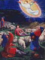 Gerard Horenbout, Annunciation to the Shepherds.jpg
