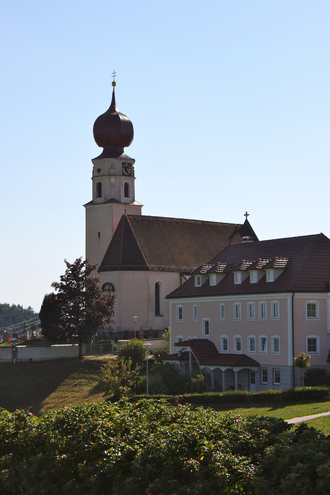 Geretsberg - Church in Geretsberg