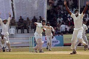 Srikantadatta Narasimha Raja Wadeyar Ground - Ranji Trophy 2009/10 Final
