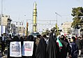 Ghaqr F Missile at the Anniversary of Islamic Revolution 2018 03.jpg