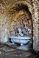 Giardino di castello, grotta degli animali o del diluvio, vasca di dx 01 animali di antonio lorenzi, francesco ferrucci del tadda e altri, 1555-57 ca.jpg