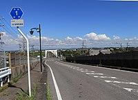 Gifu Prefectural Road Route 1 (Kaizu Nannocho Yasue).jpg