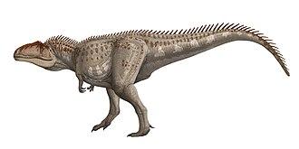 Giganotosaurus - Restoration