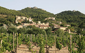 Image illustrative de l'article Gigondas (Vaucluse)