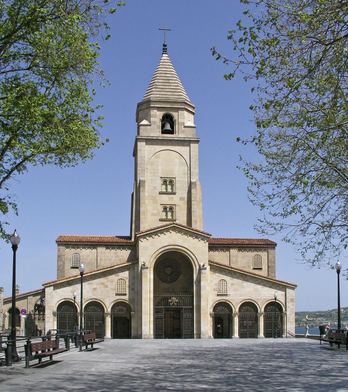 Iglesia de San Pedro (Gijón) - Wikipedia, la enciclopedia libre
