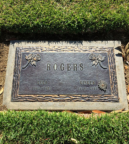 Ginger Rogers Wikiwand
