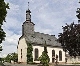 Ginsheim Evangelische Kirche 20110519