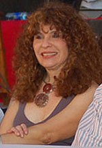 Belli in 2007 at the third annual International Poetry Festival in Granada, Nicaragua