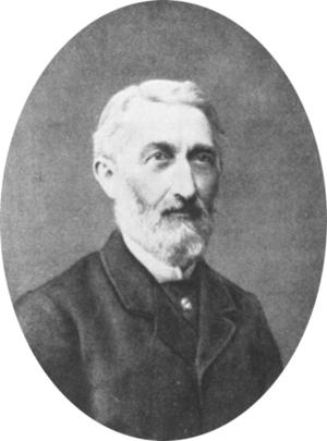 Charles Frédéric Girard - Charles Frédéric Girard in 1891