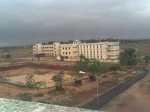Bankura Unnayani Institute of Engineering - Girls hostel and staff quarters