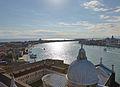 Giudecca vista dal campanile della Basilica di San Giorgio Venezia.jpg