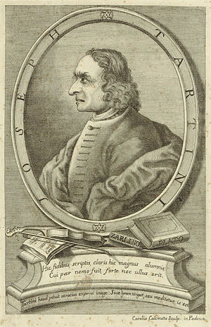 Tartini, Giuseppe (1692-1770)