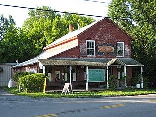 Glen Historic District