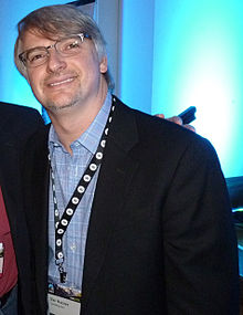 Glen Mazzara at Banff World Media Festival 2012.jpg