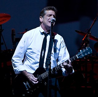 Glenn Frey American musician and actor