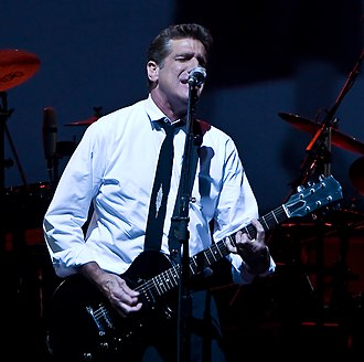 Glenn Frey - Frey performing with the Eagles in 2008