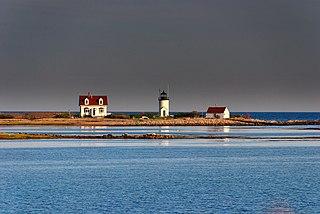 Goat Island Light lighthouse in Maine, United States