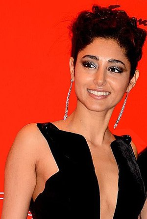 Golshifteh Farahani - Golshifteh Farahani in 2014 at the 39th César Awards ceremony.