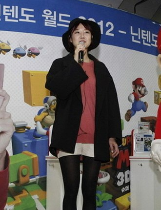 Gong Hyo-jin - Gong Hyo-jin in April 2012