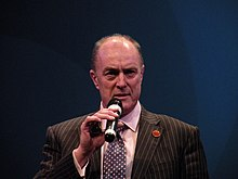Gordon Birtwistle pre-MP at Birmingham 2010.jpg