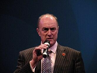 Gordon Birtwistle - Image: Gordon Birtwistle pre MP at Birmingham 2010