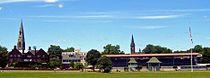 Goshen, NY, skyline from Historic Track.jpg
