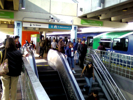 Government Center, one of the main metro stations in Miami Government Center rush hour.png