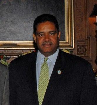 John de Jongh Jr. - Image: Governor John de Jongh United States Virgin Islands