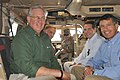 Governors traveling with Brig. Gen. Walker in MRAP 140928-A-NY241-768.jpg
