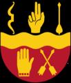 Grästorp kommunvapen - Riksarkivet Sverige.png