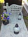 Grób Ludwika Kronica.jpg