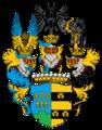 Graf Lexa von Aehrenthal (1909) – Gerd Hruška.png