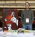 Graham Annable, Stumptown Comics Festival 2007-cropped.jpg
