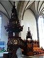 Gramastetten Pfarrkirche - Kanzel 1.jpg