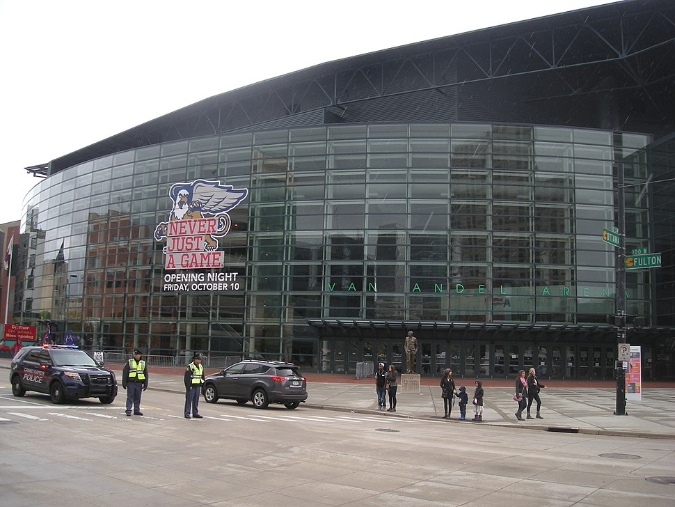 Grand Rapids October 2014 05 (Van Andel Arena)