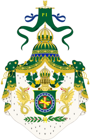 Coat of arms of Brazil - Image: Grandes armas do Brasil