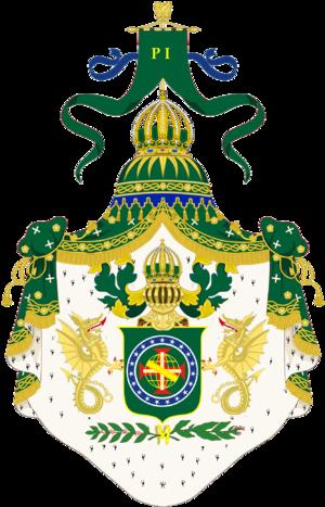 Coat of arms of Brazil - Image: Grandes armas do Brasil