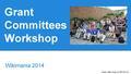 Grant Committee Training Strategic Priorities.pdf